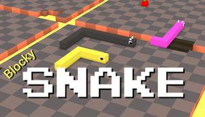 Blocky Snake cover