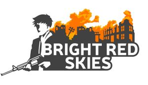 Bright Red Skies cover