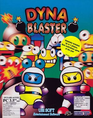 Dyna Blaster cover
