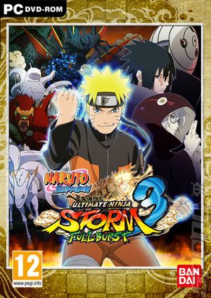 naruto shippuden ultimate ninja storm revolution pc crack download