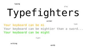 Typefighters cover