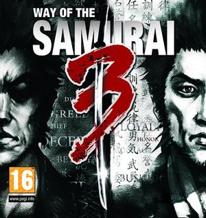 Way of the Samurai 3 cover