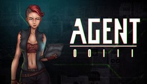 AGENT 00111 cover