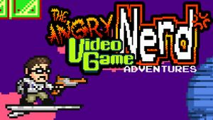 Angry Video Game Nerd Adventures cover