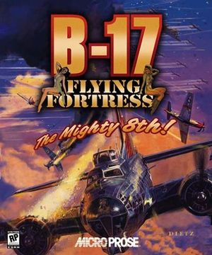 B-17 Flying Fortress: The Mighty 8th cover