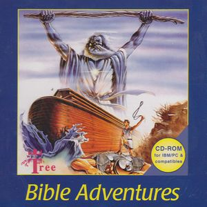 Bible Adventures cover