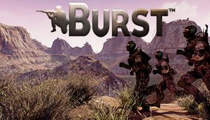 Burst The Game cover