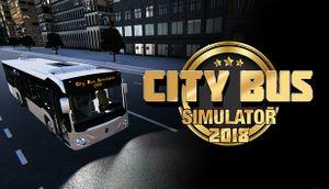 City Bus Simulator 2018 cover