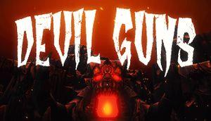Devil Guns - Demon Bullet Hell Arena cover