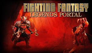 Fighting Fantasy Legends Portal cover