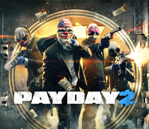 Payday 2 cover