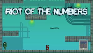 Riot of the Numbers cover