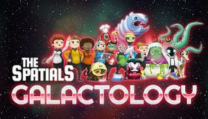 The Spatials: Galactology cover