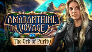 Amaranthine Voyage: The Orb of Purity cover