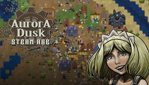 Aurora Dusk: Steam Age cover