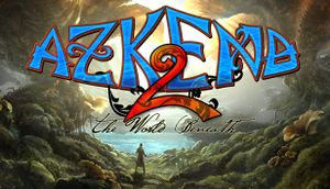 Azkend 2: The World Beneath cover