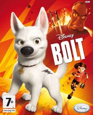 Bolt cover