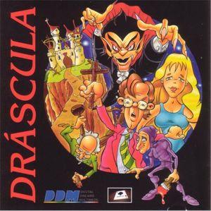 Drascula: The Vampire Strikes Back cover