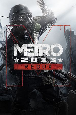 Metro 2033 Redux cover