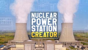 Nuclear Power Station Creator cover