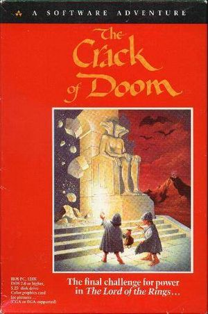 The Crack of Doom cover