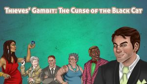 Thieves' Gambit: The Curse of the Black Cat cover