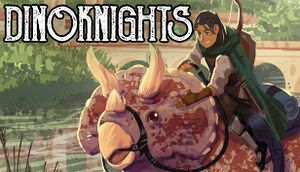 DinoKnights cover