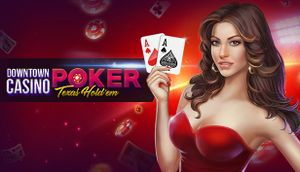 Downtown Casino: Texas Hold'em Poker cover