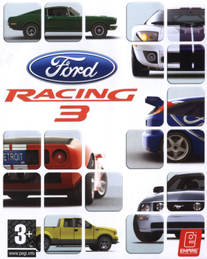 Ford Racing 3 cover