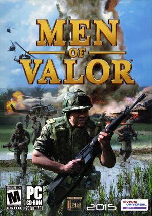 Men of Valor cover
