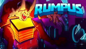 Rumpus cover