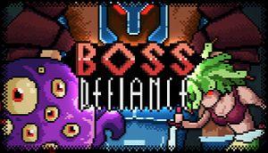 Boss Defiance cover