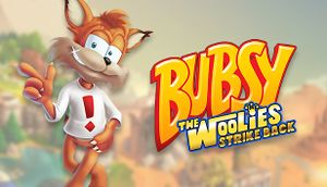 Bubsy: The Woolies Strike Back cover