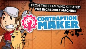 Contraption Maker cover