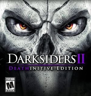 Darksiders II: Deathinitive Edition cover