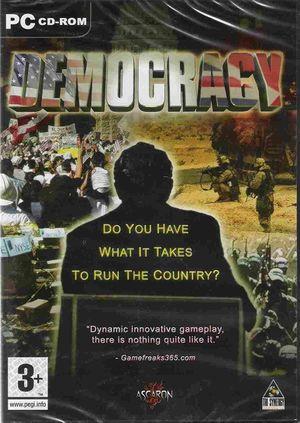 Democracy cover