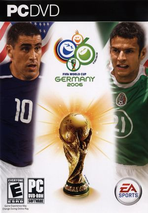 2006 FIFA World Cup cover