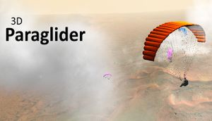 3D Paraglider cover