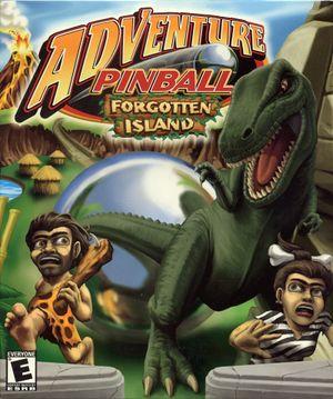 Adventure Pinball: Forgotten Island cover