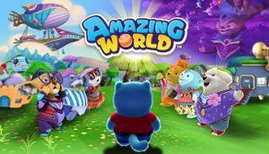 Amazing World cover