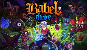 Babel: Choice cover