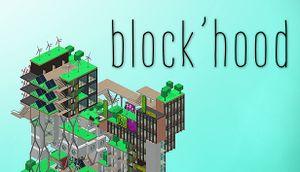 Block'hood cover