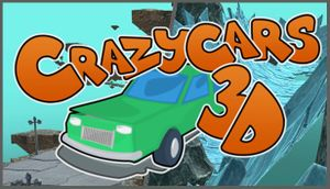 CrazyCars3D cover