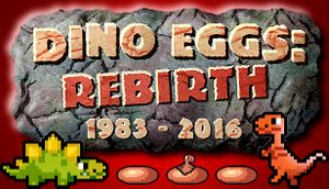 Dino Eggs: Rebirth cover