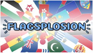 Flagsplosion cover