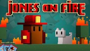Jones On Fire cover