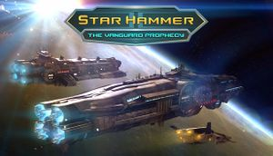 Star Hammer: The Vanguard Prophecy cover
