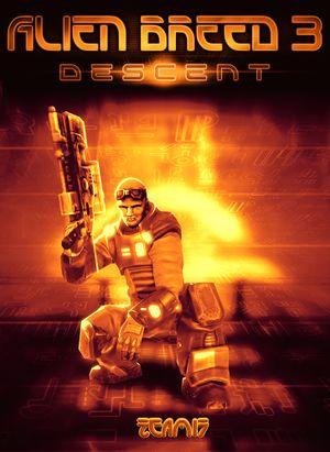 Alien Breed 3: Descent cover