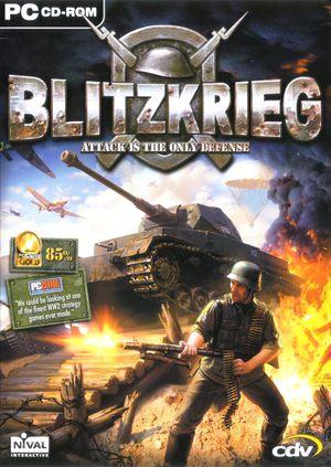 Blitzkrieg cover