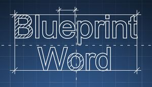 Blueprint Word cover